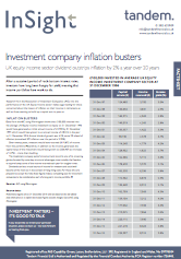 -Invenstment company inflation busters